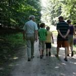 wandelaars nationaal park utrechtse heuvelrug